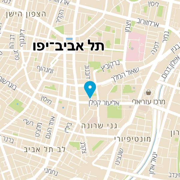 מפה של אלתר נתיב