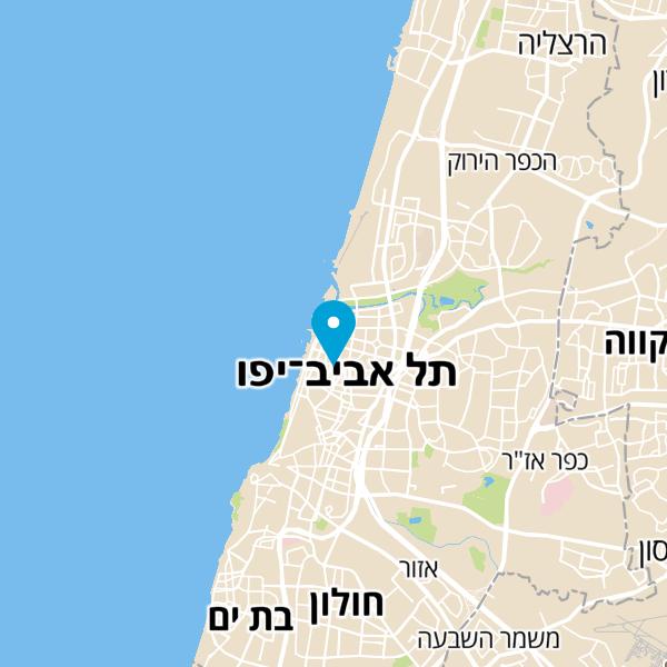 מפה של ביסיפיקס BiCiFiX