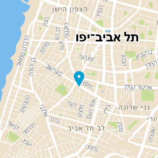 מפה של fifty