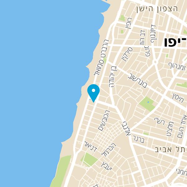 מפה של Beta opera