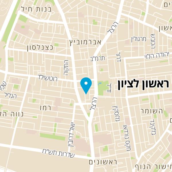 מפה של בורגר ראנץ'