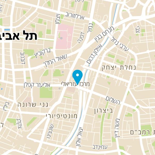 מפה של מסעדת הקומה ה 11