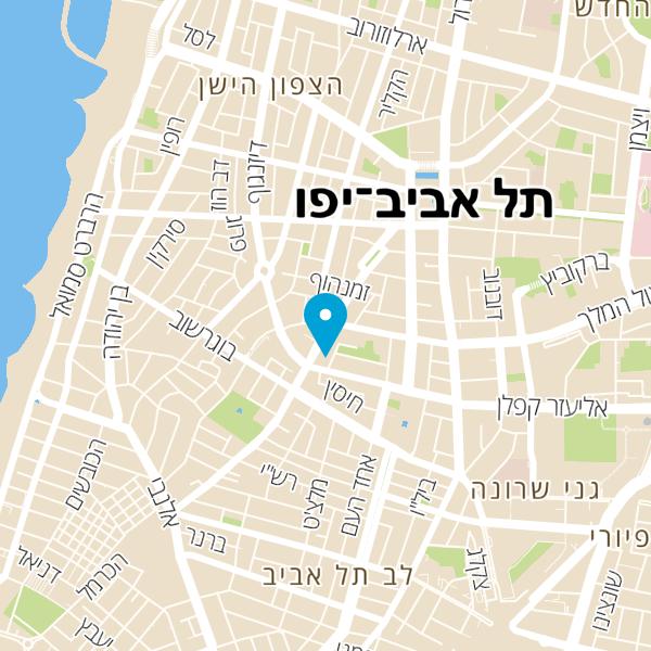 מפה של Denim