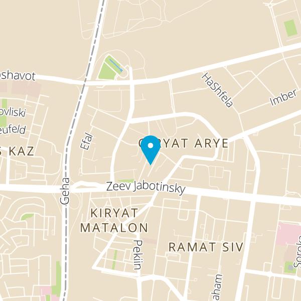 מפה של VILLA 55