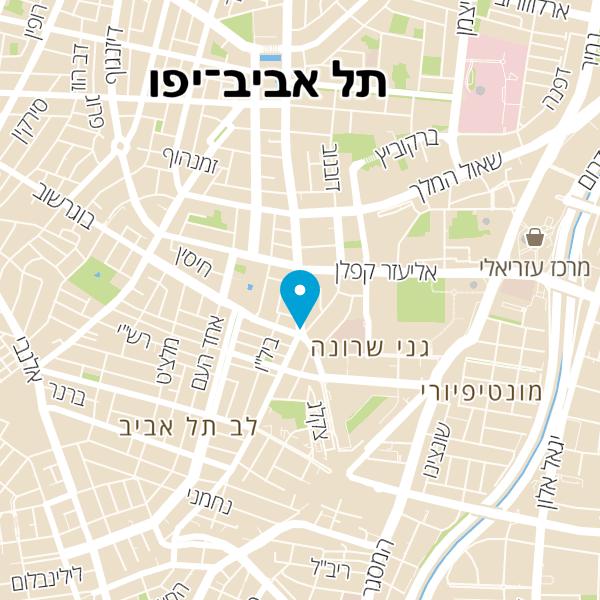 מפה של האחים