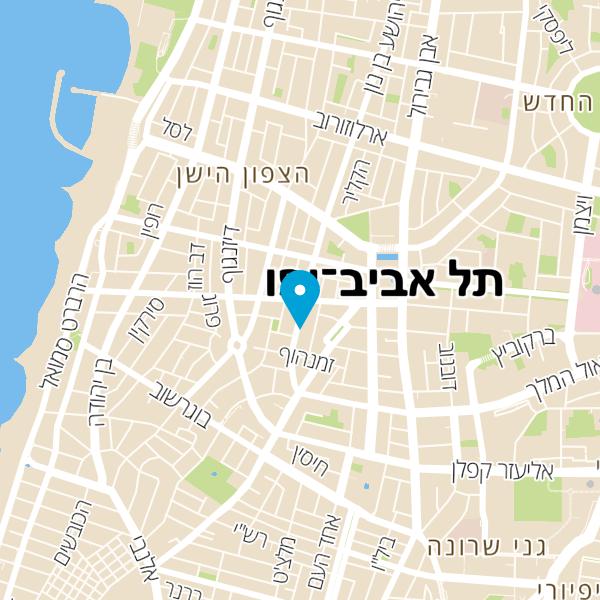 מפה של Elibike