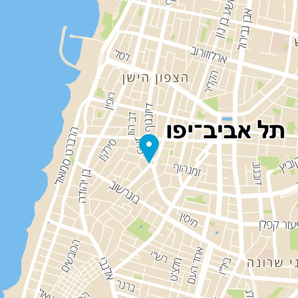 מפה של Concierge