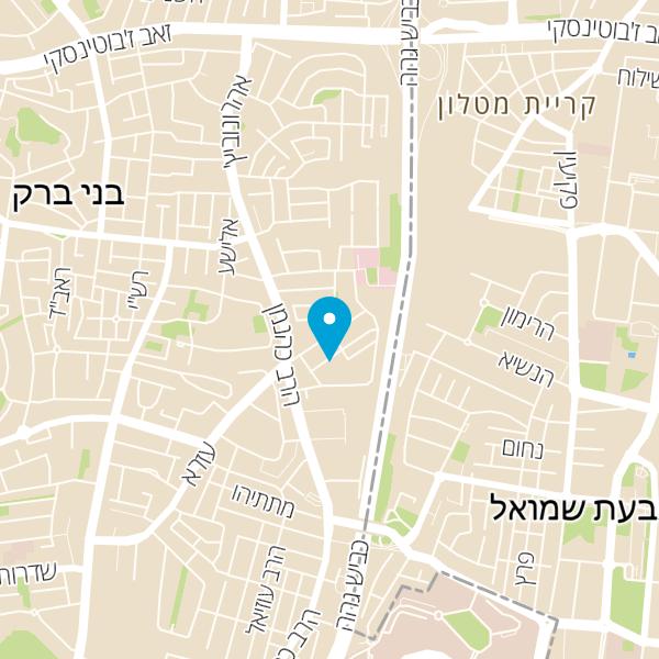 מפה של אחיעזר