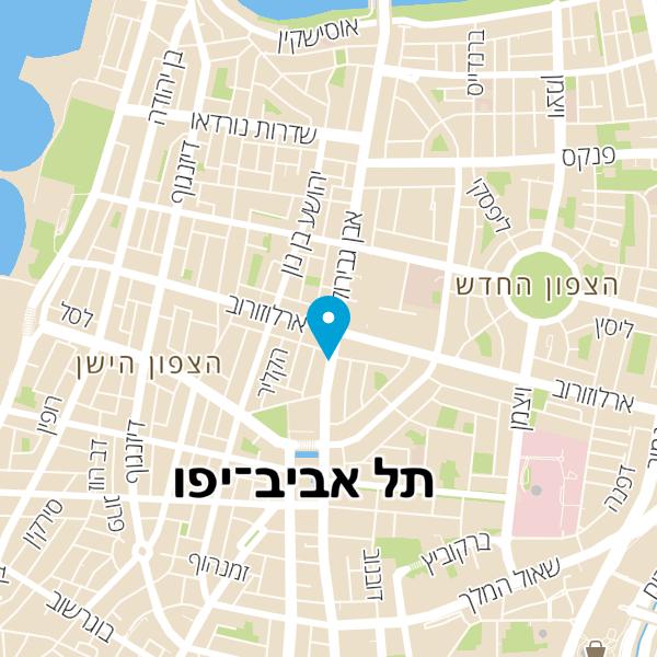 מפה של איבני