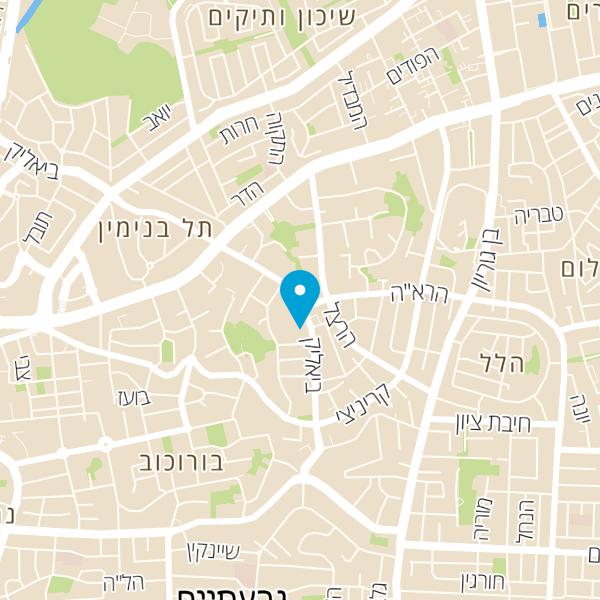 מפה של ורד אברהם
