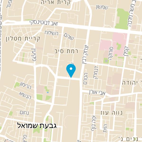 מפה של Ruben רובן