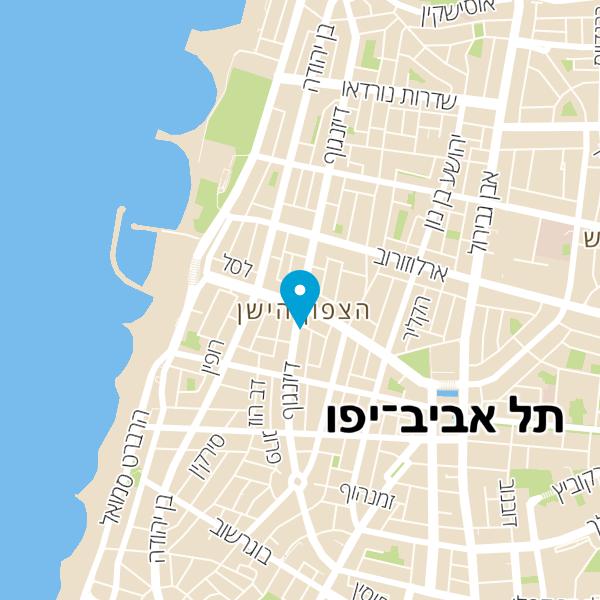מפה של גוצ'ה