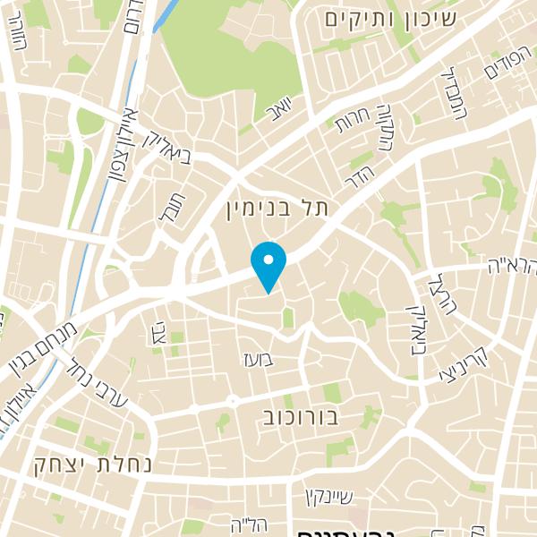 מפה של שרון הובלות