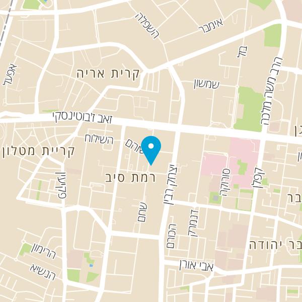 מפה של בורגר פקטורי