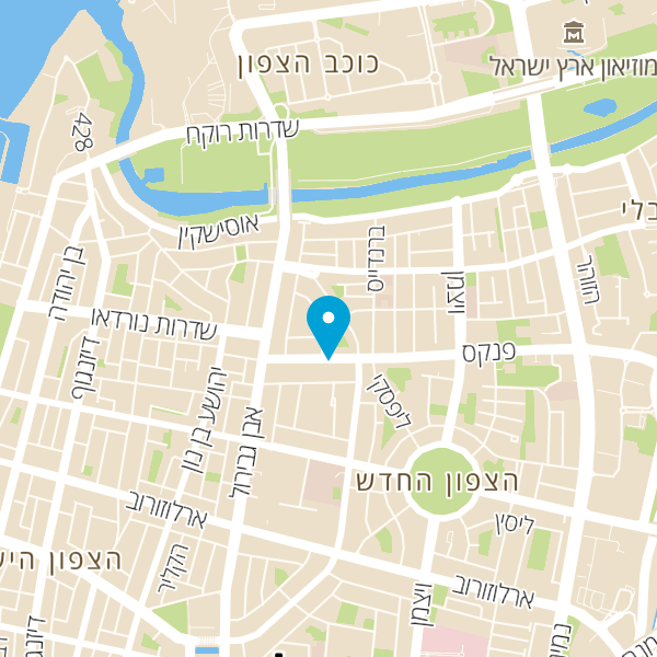 מפה של קפה לואי