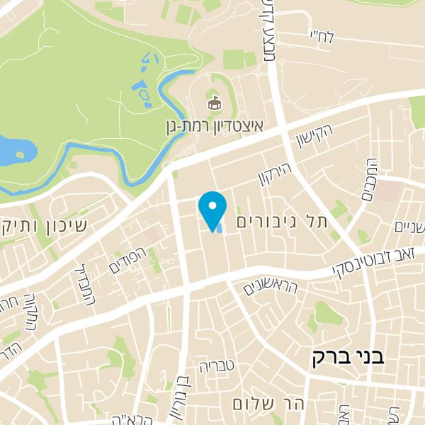 מפה של עוד ערן אלזם
