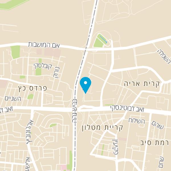 מפה של מתחם רשת אסקייפ רום