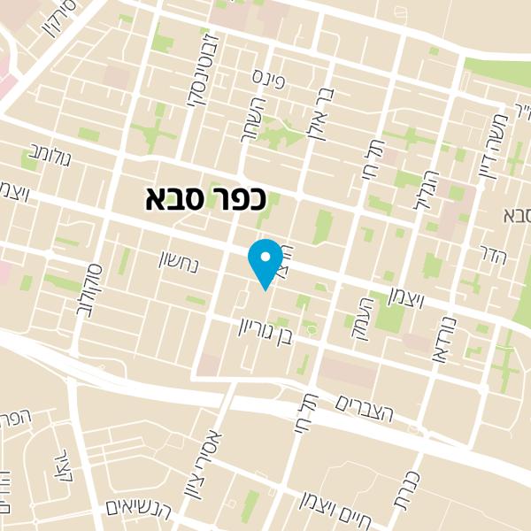 מפה של דראם סנטר