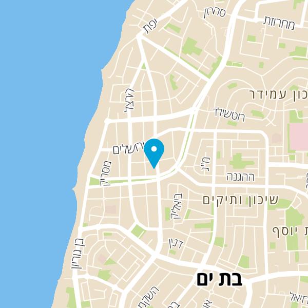 מפה של מכבסת שלגיה