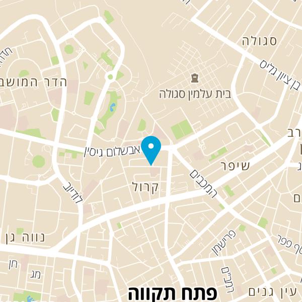 מפה של Manuel
