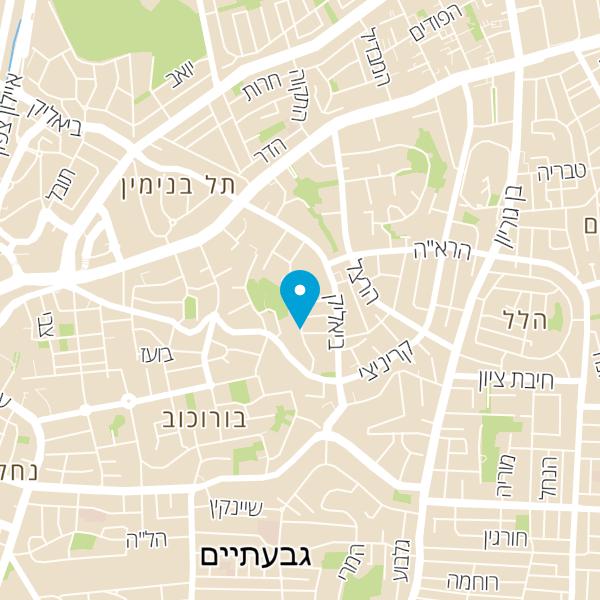 מפה של יהודית קונפורטי