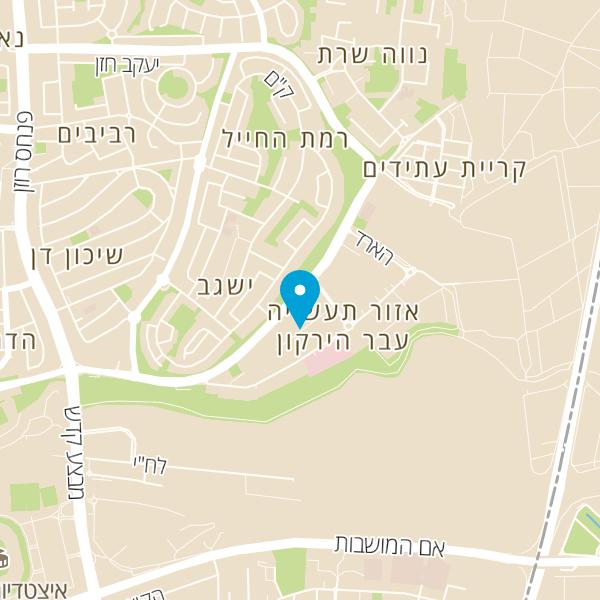 מפה של Burger King