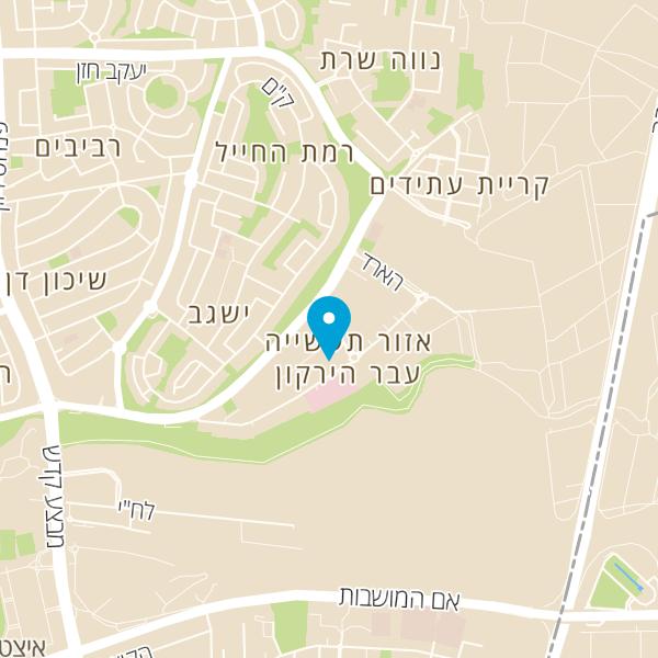 מפה של קפה לנדוור