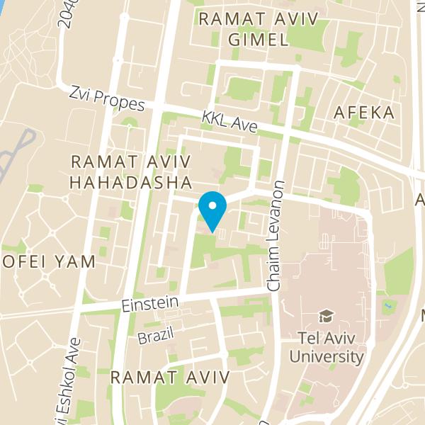 מפה של Shufersal Sheli