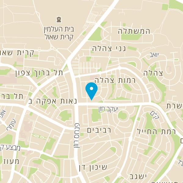 מפה של כוהנר רחל