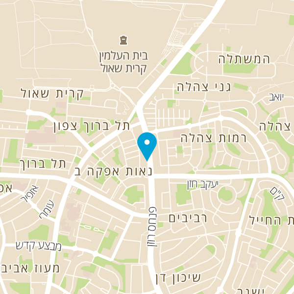 מפה של בבקה
