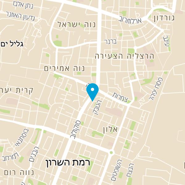 מפה של קפה 111