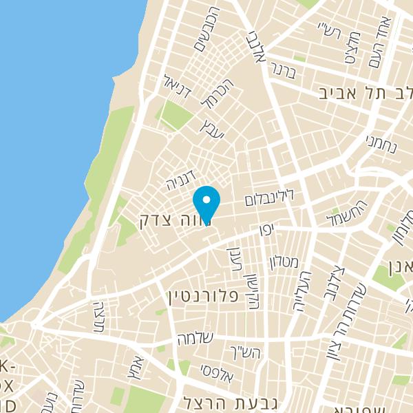 מפה של קול האדמה סטודיו לקרמיקה