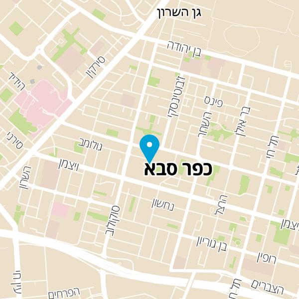 מפה של Hisha