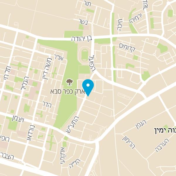 מפה של Xcape