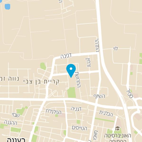 מפה של באשר פרומז'רי