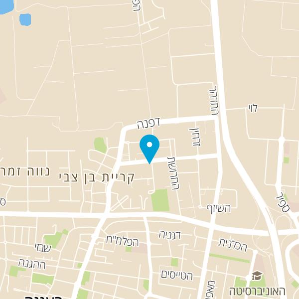 מפה של קיווי
