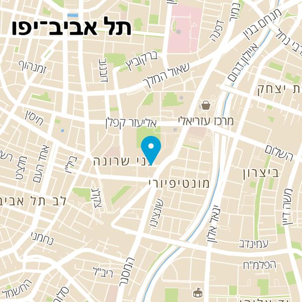 מפה של עראיס