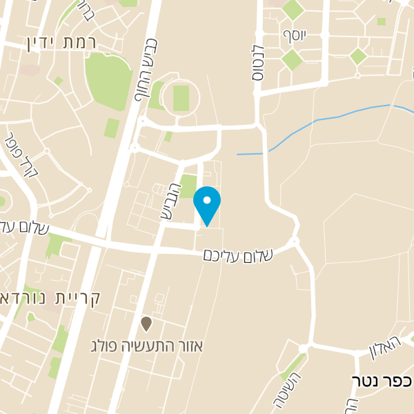 מפה של Coffee Shop