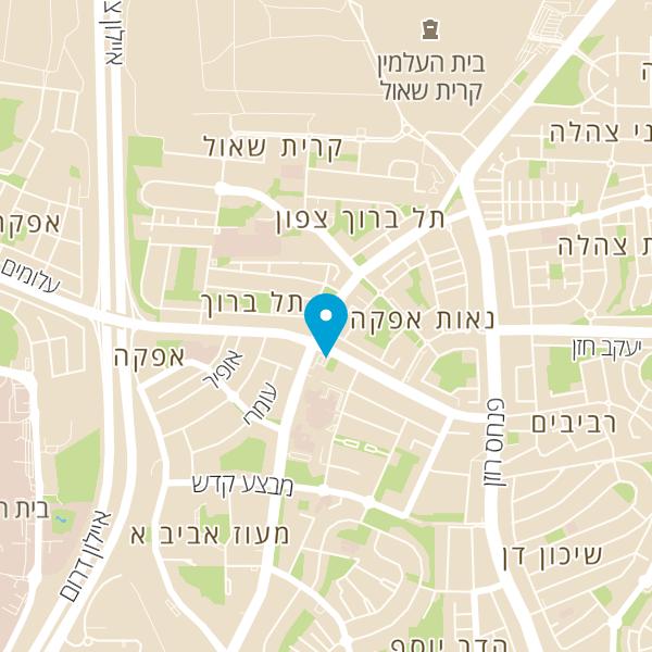 מפה של שרון בר