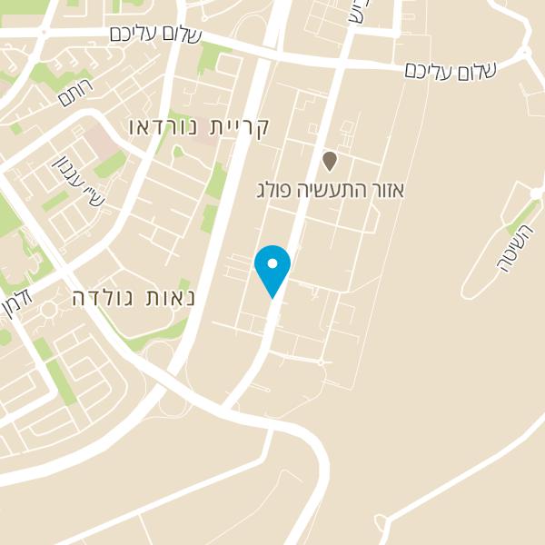 מפה של ארט סטריט