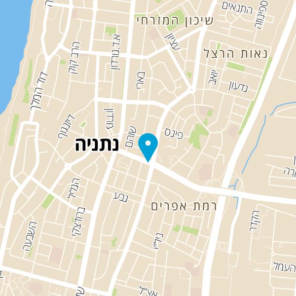 מפה של משה ובניו רכב המאה
