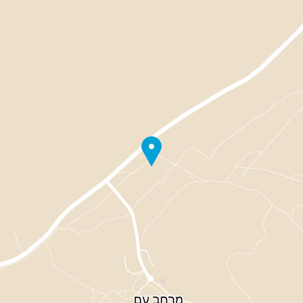 מפה של מבורות חצץ להר ארדון דרך נחלי בקעת אבו טריפה