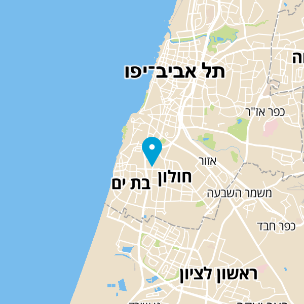 מפה של Eden Biton Sweets&Cakes