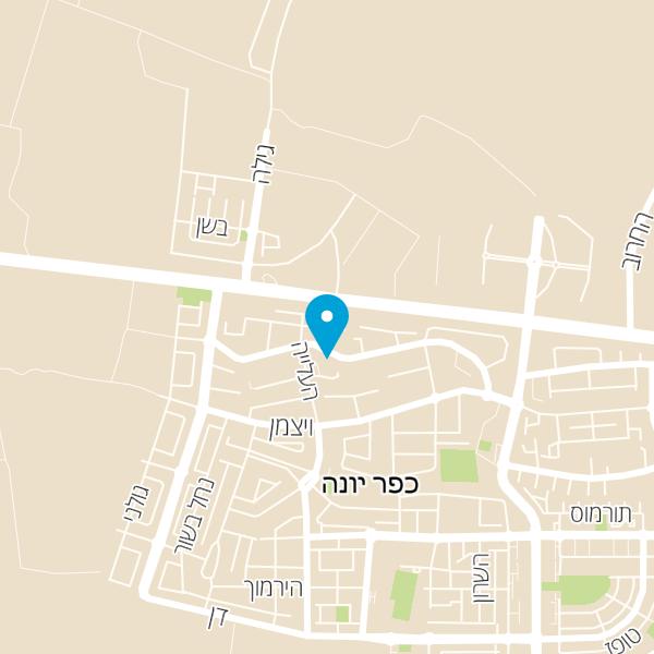 מפה של דוד פותח הדלתות