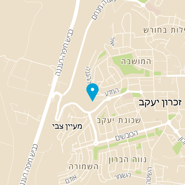מפה של קאזה ברונה