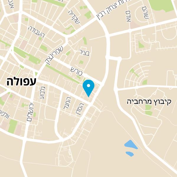 מפה של יונדאי