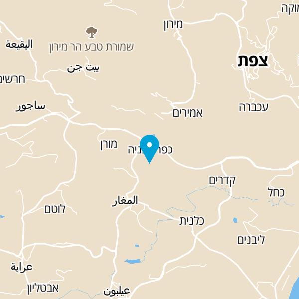 מפה של דרים ויו