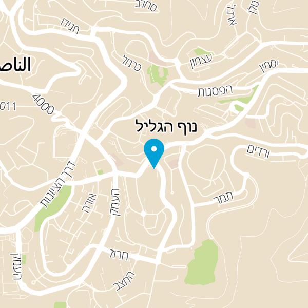 """מפה של ד""""ר זיאד חמאיסי"""