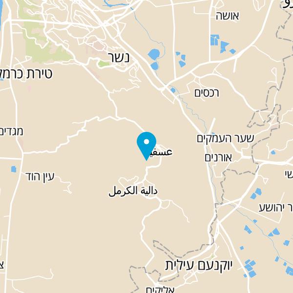 מפה של ריבורגר