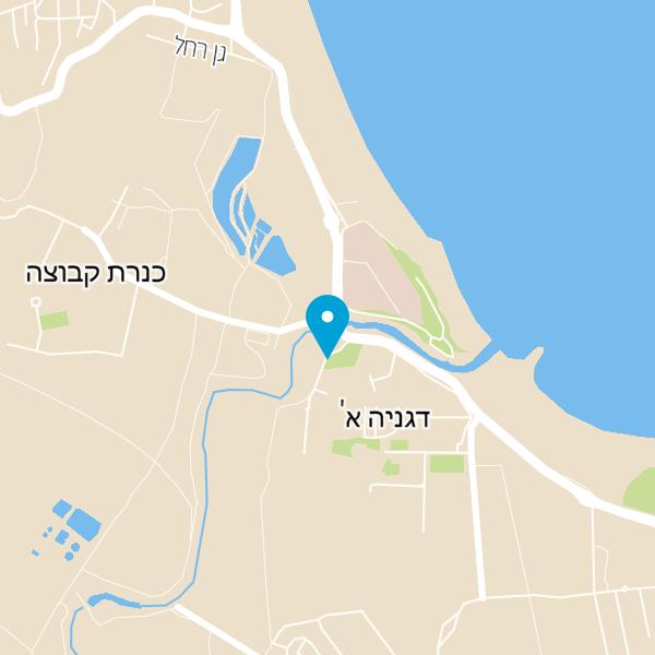 מפה של ירדנית
